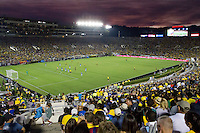 actionn photo during the match Brazil vs Ecuador, Corresponding Group -B- America Cup Centenary 2016, at Rose Bowl Stadium<br /> <br /> Foto de accion durante el partido Brasil vs Ecuador, Correspondiante al Grupo -B-  de la Copa America Centenario USA 2016 en el Estadio Rose Bowl, en la foto:  Rose Bowl Stadium<br /> <br /> <br /> 04/06/2016/MEXSPORT/Victor Posadas.