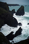 England.; Cornwall, Lizard Point,Kynance Cove