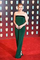 Amy Adams<br /> at the 2017 BAFTA Film Awards held at The Royal Albert Hall, London.<br /> <br /> <br /> ©Ash Knotek  D3225  12/02/2017