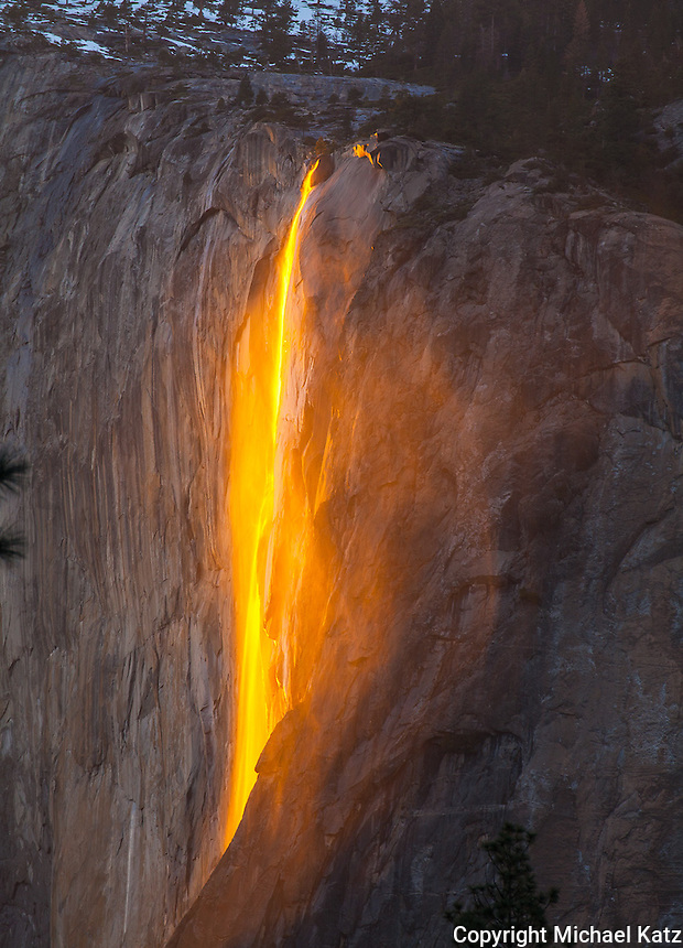Horsetail Fall ' 2016