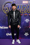 Riki attends to Avengers Endgame premiere at Capitol cinema in Madrid, Spain. April 23, 2019. (ALTERPHOTOS/A. Perez Meca)