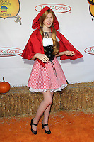 UNIVERSAL CITY, CA - OCTOBER 21:  Katherine McNamara at the Camp Ronald McDonald for Good Times 20th Annual Halloween Carnival at the Universal Studios Backlot on October 21, 2012 in Universal City, California. © mpi28/MediaPunch Inc. /NortePhoto
