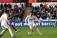 Saturday 2nd March 2013<br /> Pictured: Michu.<br /> Re: Barclays Premier Leaguel, Swansea  v Newcastle at the Liberty Stadium in Swansea.