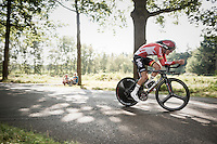 Tiesj Benoot (BEL/Lotto-Soudal)<br /> <br /> 12th Eneco Tour 2016 (UCI World Tour)<br /> stage 2: Breda-Breda iTT (9.6km)