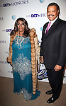 Aretha Franklin & William Wilkerson..attends the BET Honors 2012 Pre-Honors dinner at the Corcoran Gallery of Art on January 13, 2012 in Washington, DC.