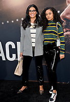 """LOS ANGELES, CA: 01, 2020: Rachel Roy & Ava Dash at the world premiere of """"The Way Back"""" at the Regal LA Live.<br /> Picture: Paul Smith/Featureflash"""