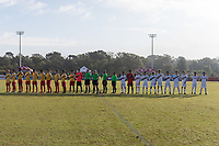 Chargers Soccer Club vs Pateadores, December 4, 2017