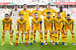 prior to the AFC Asian Cup UAE 2019 Group B match between Australia (AUS) and Jordan (JOR) at Hazza Bin Zayed Stadium on 06 January 2019 in Al Ain, United Arab Emirates. Photo by Marcio Rodrigo Machado / Power Sport Images