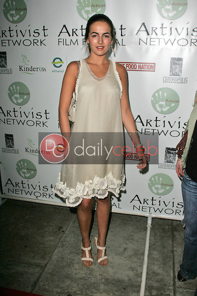 """Camilla Belle<br />at the Los Angeles Premiere of """"Fast Food Nation"""". Egyptian Theater, Hollywood, CA. 11-10-06<br />Dave Edwards/DailyCeleb.com 818-249-4998"""