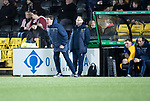 Livingston v St Johnstone…..22.01.20   Toni Macaroni Arena   SPFL<br />Tommy Wright screams at his players<br />Picture by Graeme Hart.<br />Copyright Perthshire Picture Agency<br />Tel: 01738 623350  Mobile: 07990 594431