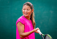 Almere, The Netherlands, August 24, 2018,  National Tennis Center, Arianne Hartono (NED)<br /> Photo: Tennisimages/Henk Koster