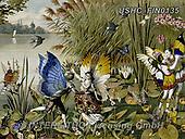 ,LANDSCAPES, LANDSCHAFTEN, PAISAJES, LornaFinchley, paintings+++++,USHCFIN0135,#L#, EVERYDAY ,vintage,stamps,puzzle,puzzles