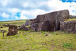 Moai, Ahu Tahira