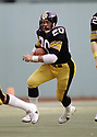 Pittsburgh Steelers Rocky Bleier (12) during a game from his 1979 season with the Pittsburgh Steelers. Rocky Bleier  played 11 season, all for the Pittsburgh Steelers, (SPORTPICS)