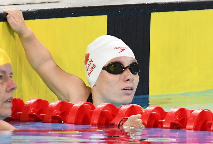 Clemence Pare, Lima 2019 - Para Swimming // Paranatation.<br /> Clemence Pare competes in Para Swimming // Clemence Pare participe en paranatation. 25/08/2019.