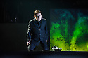 London, UK. 30.04.2014. English National Opera gives the world premiere of British composer Julian Anderson's first opera, THEBANS. Picture shows: Peter Hoare (Creon). Photograph © Jane Hobson.