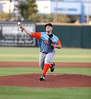 LJay Newsome participates in the 2019 California League All-Star Game at San Manuel Stadium on June 18, 2019 in San Bernardino, California (Bill Mitchell)
