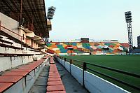 General view of FC Spartak Trnava Football Ground, Spartak Stadium, Trnava, Slovakia, pictured on 3rd September 1996