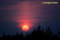 SU07-008z  Sunset