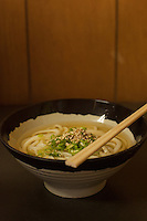 A typically excellent bowl of udon at Hyogo Udon.