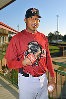 Feb 25, 2010; Kissimmee, FL, USA; The Houston Astros pitcher Fernando Abad (93) during photoday at Osceola County Stadium. Mandatory Credit: Tomasso De Rosa/Four Seam Images