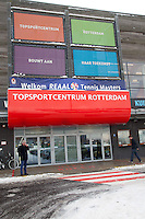 18-12-10, Tennis, Rotterdam, Reaal Tennis Masters 2010, Entree