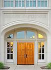 June 13, 2011; Guglielmino Athletics Complex door..Photo by Matt Cashore/University of Notre Dame
