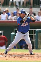 March 16th 2008:  Jesus Feliciano of the New York Mets during a Spring Training game at Osceola County Stadium in Kissimmee, FL.  Photo by:  Mike Janes/Four Seam Images