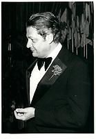 Michel Belanger et son epouse, 17 octobre 1979.<br /> <br /> PHOTO : JJ Raudsepp  - Agence Quebec presse