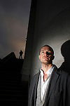 Photo: © Martin Beddall/ 2007..Portrait of Tom Rob Smith, first-time author of the thriller novel set in the Soviet Union, ' Child 44 ' who gained a $1M advance and the movie rights to the novel have been bought by the director Ridley Scott..Photographed in London 18-12-07Tom Rob Smith,  author of the thriller 'Child 44', his debut novel, set in Stalin's Russia for which the film rights were bought by film director Ridley Scott
