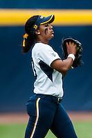 Berkeley, CA, May 5, 2013.Cal Women's Softball versus Stanford. Stanford won 7-5. Senior Day.