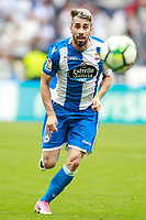 Deportivo de la Coruna's Luisinho Correia during La Liga match. September 10,2017.  *** Local Caption *** © pixathlon<br /> Contact: +49-40-22 63 02 60 , info@pixathlon.de