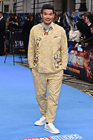 """Director Destin Daniel Cretton<br /> arriving for the """"Shang-Chi And The Legend Of The Ten Rings"""" premiere at Curzon Mayfair, London<br /> <br /> ©Ash Knotek  D3570  26/08/2021"""