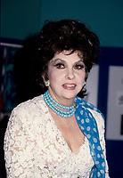 FILE PHOTO -  l'actrice Gina Lollobrigida vers 1996<br /> <br /> <br /> PHOTO :   Agence quebec Presse