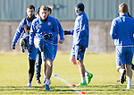 St Johnstone Training…18.11.16<br />David Wotherspoon pictured during training this morning at McDiarmid Park ahead of tomorrow's game against Ross County<br />Picture by Graeme Hart.<br />Copyright Perthshire Picture Agency<br />Tel: 01738 623350  Mobile: 07990 594431