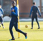 01.02.2019: Rangers training: Glen Kamara