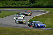 IMSA WeatherTech SportsCar Championship<br /> Northeast Grand Prix<br /> Lime Rock Park, Lakeville, CT USA<br /> Saturday 22 July 2017<br /> 86, Acura, Acura NSX, GTD, Oswaldo Negri Jr., Jeff Segal<br /> World Copyright: Richard Dole<br /> LAT Images