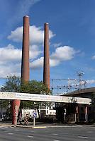 Industrie am Sörnas Strandwag, Helsinki, Finnland