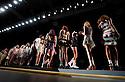 17/09/2010.. Ifema fair: Madrid. Spain. Cibeles Madrid Fashion week. aria Ke Fisherman Fashion Show (c) Eduardo Dieguez/ DyD Fotografos