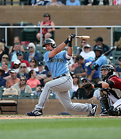 Cal Raleigh - Seattle Mariners 2020 spring training (Bill Mitchell)