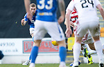 St Johnstone v Hamilton Accies…26.10.19   McDiarmid Park   SPFL<br />David Wotherspoon scores his second goal<br />Picture by Graeme Hart.<br />Copyright Perthshire Picture Agency<br />Tel: 01738 623350  Mobile: 07990 594431