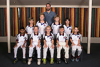 Year 4 Thunder. Eastern Suburbs Cricket Club junior team photos at Easts Cricket clubrooms, Kilbirnie, Wellington, New Zealand on Monday, 6 March 2017. Photo: Dave Lintott / lintottphoto.co.nz
