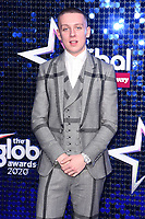 Aitch<br /> arriving for the Global Awards 2020 at the Eventim Apollo Hammersmith, London.<br /> <br /> ©Ash Knotek  D3559 05/03/2020