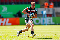 5th June 2021; Mattioli Woods Welford Road Stadium, Leicester, Midlands, England; Gallagher Premiership Rugby, Leicester Tigers versus Bristol Bears; Tommy Reffell of Leicester Tigers