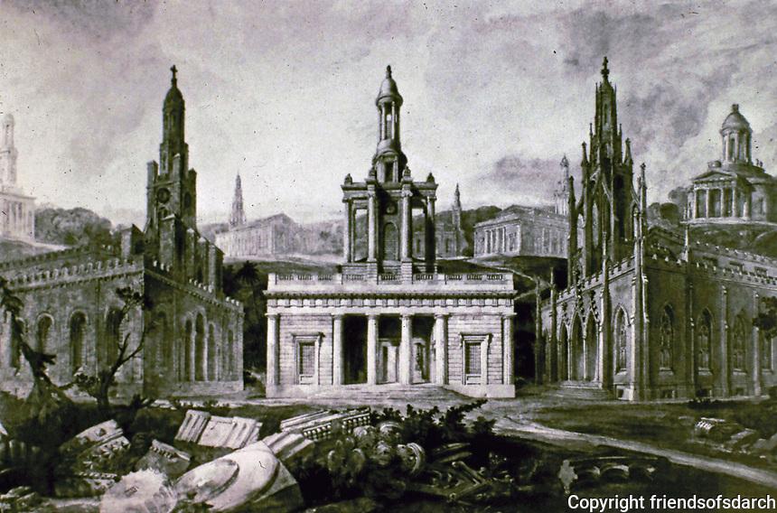 Holy Trinity Church, in Marylebone, Westminster, London, is a former Anglican church, built in 1828 by Sir John Soane.