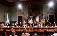 20130923 ROMA-ESTERI: MEETING EUROPEO DEI MINISTRI DELL'INTEGRAZIONE