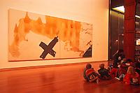 Fondacio Antoni Tapies, Barcelona, Katalonien, Spanien