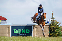 AUS-Bill Levett rides Lates Quin during the Cross Country for the CCI-L 4*. 2021 GBR-Bicton International Horse Trials. Devon. Great Britain. Saturday 12 June. Copyright Photo: Libby Law Photography