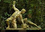 Players Sacchomazzone Susini Boboli Gardens