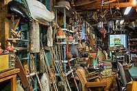 Antique shop.